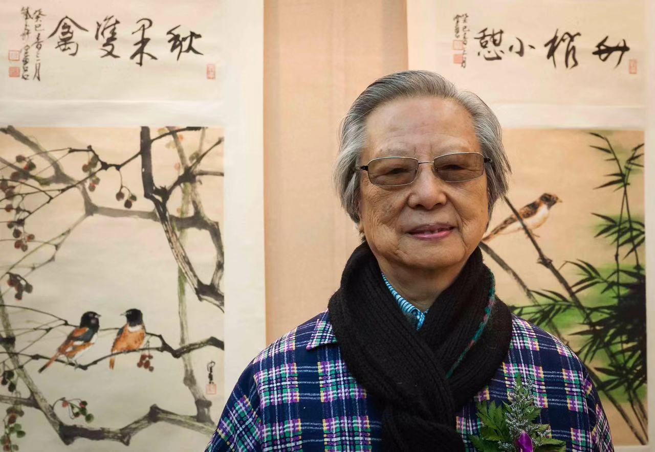 海上书画大家陈佩秋先生仙逝 享年99岁