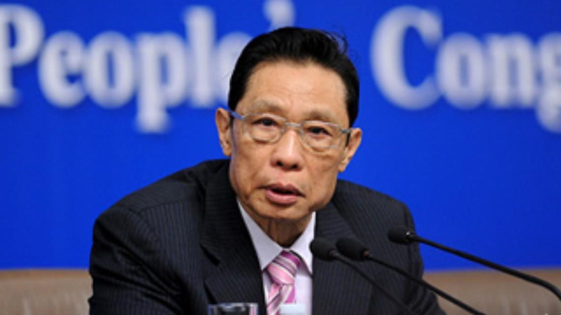 钟南山成为共和国勋章建议人选