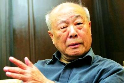 沉痛悼念!书法大家欧阳中石于北京逝世,享年93岁