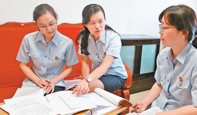 追记全国模范法官、湖南高院审监一庭原副庭长周春梅