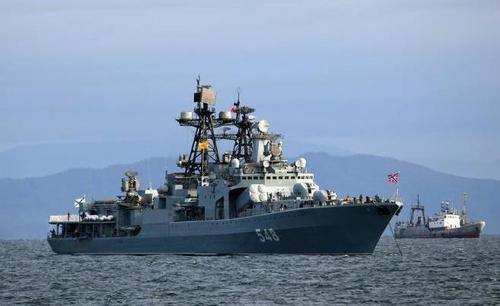 """军事专家:中俄""""海上联合-2021""""联演将实现多个突破"""